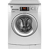 Beko Washing Machine, WMB81243LS, 8KG Load, with 1200rpm - Silver