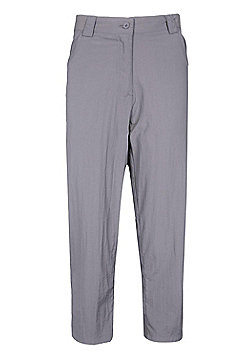 Mountain Warehouse Terrain Womens Capris - Grey