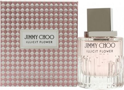 Jimmy Choo Illicit Flower Eau de Toilette (EDT) 40ml Spray For Women