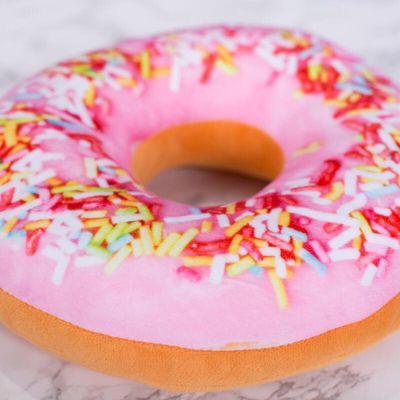 Doughnut Sprinkles Cushion - Small