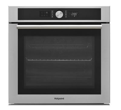 Hotpoint Class 4 Electric Built In Single Oven SI4 854 P IX - Stainless Steel
