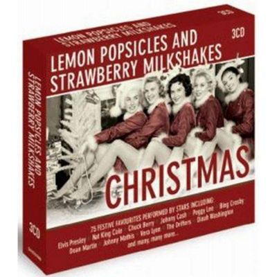 LEMON POPSICLE CHRISTMAS