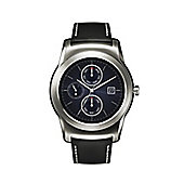 LG Watch Urbane (1.3 inch) Wearable Snapdragon 400 1.2GHz 512MB 4GB WLAN BT Android Wear (Silver)