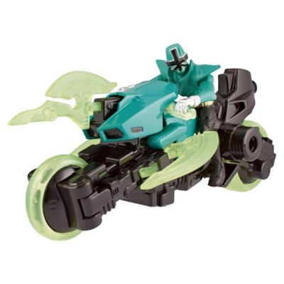 Power Rangers Super Samurai Disc Cycle & Figure- Assortment – Colours & Styles May Vary