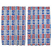 "One Direction Curtains W168xL183cm (66x72"")"