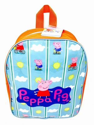 Peppa Pig 'Summer Fun' Junior School Bag Rucksack Backpack