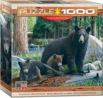 New Discoveries - 1000pc Puzzle