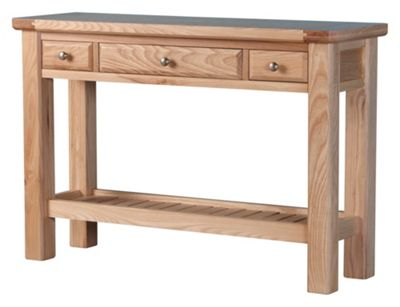 Altruna Rayleigh Console Table - Natural