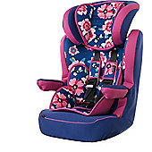 OBaby Group 1-2-3 High Back Booster Car Seat (Summer Burst)