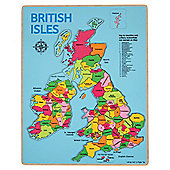 Bigjigs Toys Wooden British Isles Puzzle