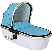 iSafe Marvel Limited Edition Carrycot (Surf Blue)