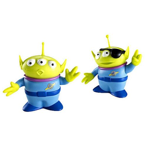 Toy Story Operation: Escape Figure - Alien and Two-eyed Alien