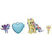 My Little Pony Rainbow Power - Fluttershy & Sea Breezie
