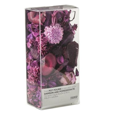 Tesco Damson & Pomegranate Pot Pourri