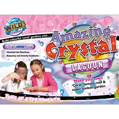 Buy Amazing Crystal Lagoon from our Chemistry range - Tesco