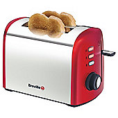 Breville VTT381 2 Slice Toaster - Red