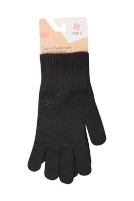Zakti Toasty Supersoft Knitted Gloves