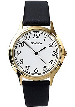 Sekonda Gents Strap Watch 3134