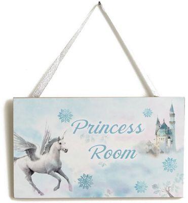 Fairytale Unicorn Door Sign