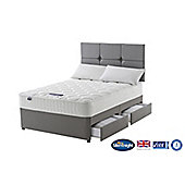 Silentnight Ferndown Divan Bed, 1400 Pocket Memory