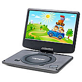 Voyager Portable DVD Player with 9 Inch Screen