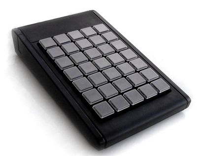 Accuratus KYB500-S35A USB Numeric Black - Programmable Keypad Keyboard
