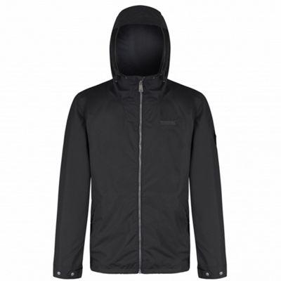 Regatta Harlan Waterproof Jacket Black XL