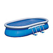 Solar Pool Cover For 18ft x 12ft Oval Pools