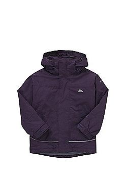 Trespass Cornell Hooded Jacket - Purple