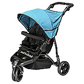 Out n About Little Nipper 3 Wheel Pushchair, Marine Blue