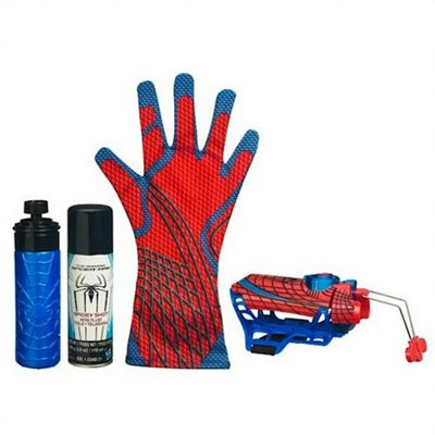 The Amazing Spiderman Dual Action Web Shooter