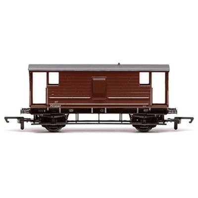 HORNBY Wagon R6801 BR (Ex-LMS) 20ton Brake Van