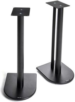 Atacama Duo 7 Black Speaker Stands