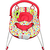 Red Kite Cozy Bouncer (Carnival)