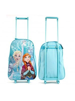 b88123b353 Buy Disney Frozen Northern Lights Wheeled Trolley Bag from our ...