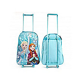Disney Frozen Northern Lights Wheeled Trolley Bag