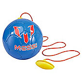 Outdoor Football Messi Training Ball (Blue)