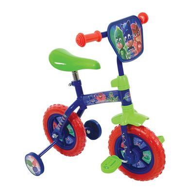 PJ Masks Kids 2 In 1 Convertible Training Balance Bike - 10