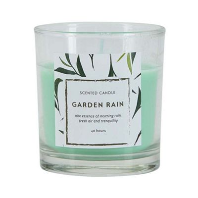 Bahne Scented Candle in Garden Rain