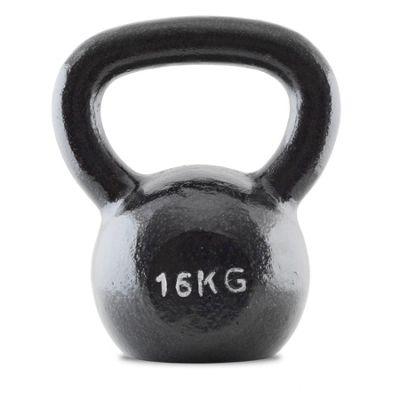 Bodymax 16kg Kettlebell Cast Iron