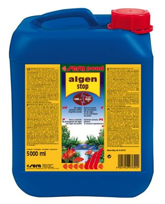 Sera Pond Algenstop - 250 ml
