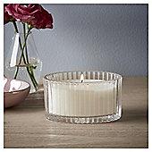 Fox & Ivy Jardin Boxed Candle Blue Iris