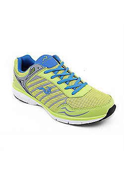 Woodworm Sports Mfs Mens Running Shoes / Trainers - Green