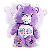 Care Bears Sing-a-Long Soft Toy - Share Bear