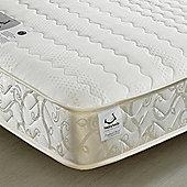 Happy Beds Membound Open Coil Sprung Memory and Reflex Foam Mattress