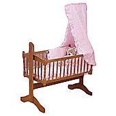 PreciousLittleOne 3pc Crib Set (Pink)