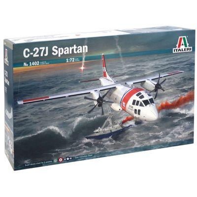 ITALERI C-27J Spartan 1402 1:72 Military Model Kit