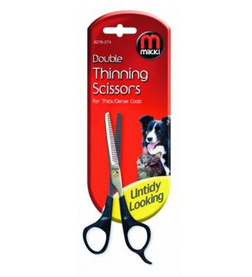 Mikki Thinning Scissors 17cm