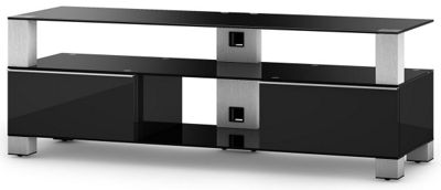 Sonorous Mood TV Stand - High Gloss Black