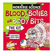 Horrible Science - Blood Bones & Body Bits - The Kit - Galt